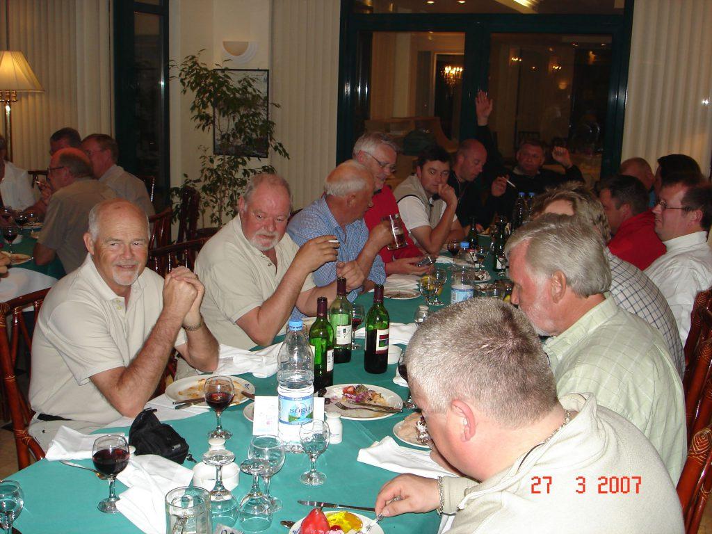 015 Golf Tyrkiet 2007