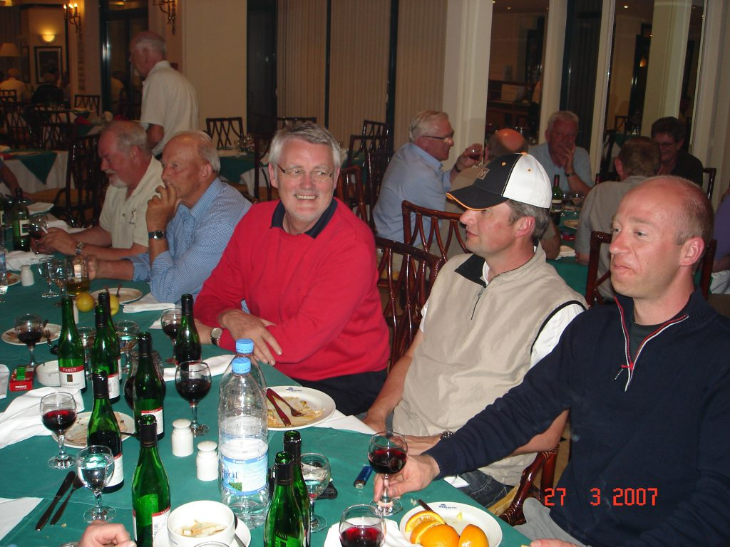 017 Golf Tyrkiet 2007
