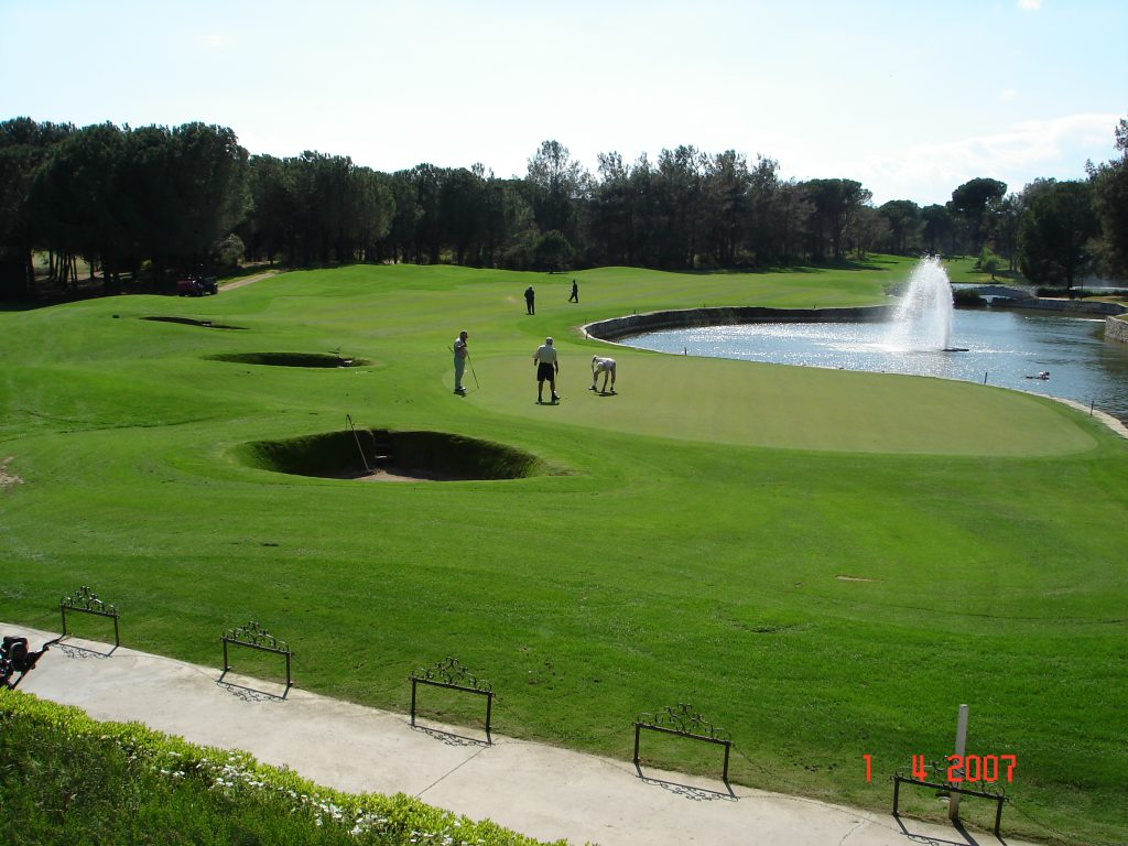 065 Golf Tyrkiet 2007